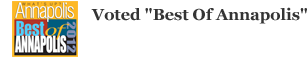 Voted Best of Annapolis 2005-2011